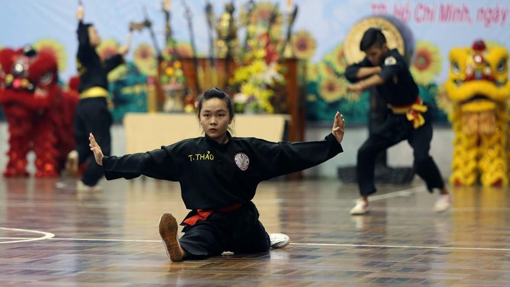 Võ cổ truyền Việt Nam dùng để chỉ những hệ phái võ thuật lưu truyền trong suốt trường kỳ lịch sử của dân tộc Việt Nam.