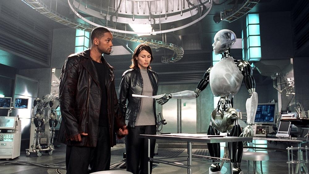 Anh đảm nhận điều tra cái chết bí ẩn của tiến sĩ Alfred Lanning - người tạo nên 3 điều luật của robot.