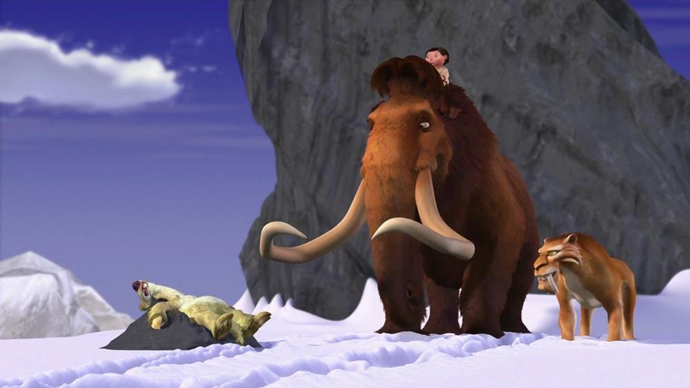 Voi ma-mút Manny cùng chú lười Sid vô tình cứu được bé trai loài người và quyết lên đường đưa bé về nhà.