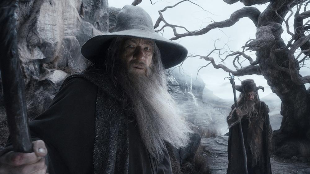 Phim tiếp tục kể về cuộc phiêu lưu của Bilbo Baggins và hành trình bên phù thuỷ Gandalf cùng mười ba người lùn dẫn đầu bởi Thorin Oakenshield.