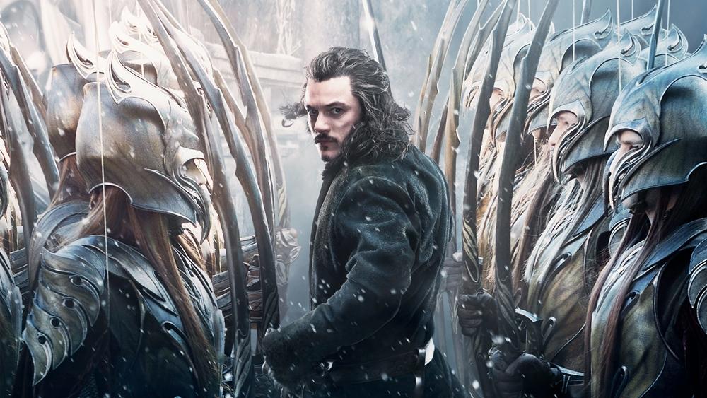 ''The Hobbit: The Battle of the Five Armies'' là phần cuối cùng của series phim nói về người Hobbit.