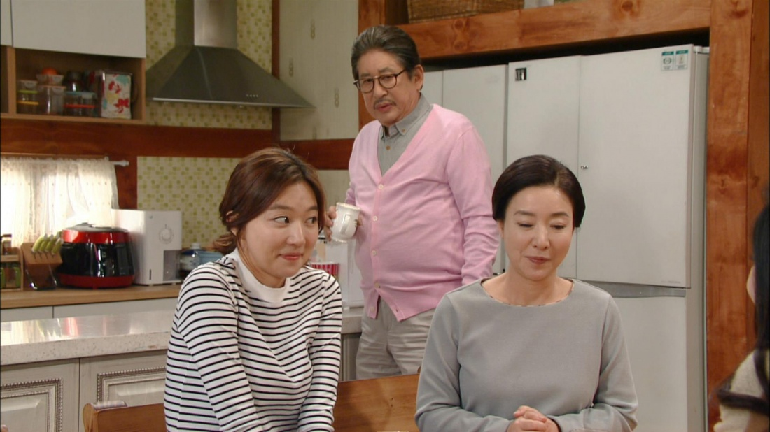 Phim là câu chuyện về Cha Mi Ran - người phụ nữ vốn sinh ra trong một gia đình giàu có nhưng khi về nhà chồng làm dâu luôn nhẫn nhịn, chịu khó và làm tròn bổn phận của mình.