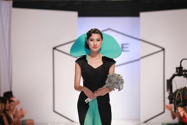 Anne Nguyễn là một nhà thiết kế tại kinh đô thời trang New York.