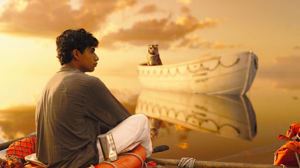 Kết bạn với chú hổ Bengal, Pi có thêm những suy ngẫm về mối quan hệ giữa con người và loài dã thú