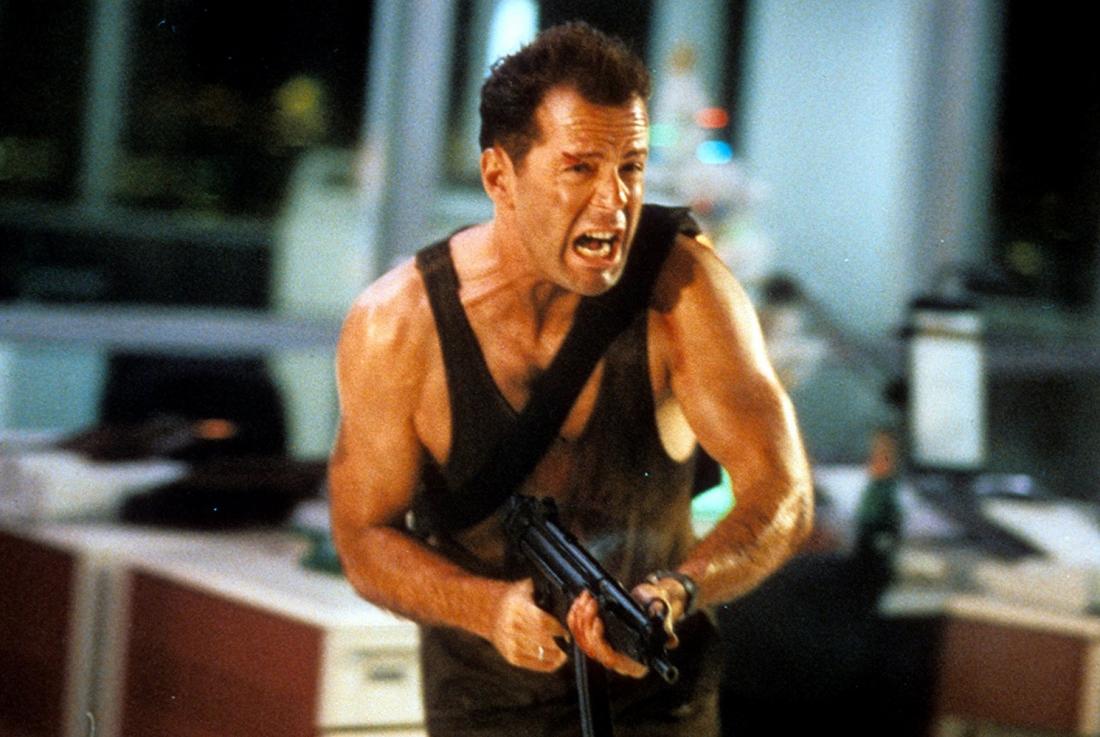 Cảnh sát John McClane vốn là nhân viên của sở cảnh sát New York.