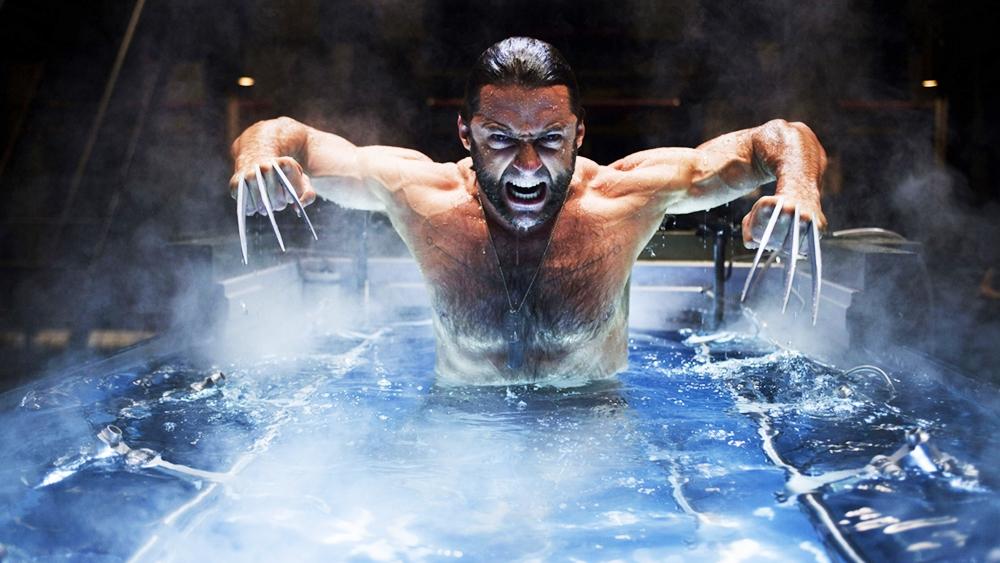 Hugh Jackman trong vai Logan