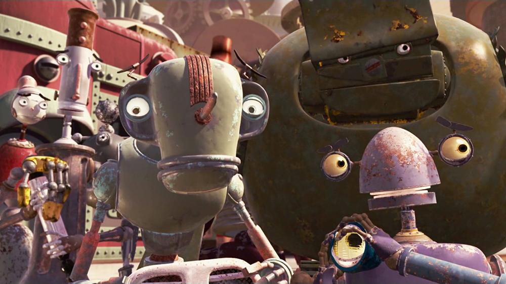 Họ đã cùng nhau phá tan âm mưu tiêu hủy tất cả robot lỗi thời của hai mẹ con Ratchet gian ác