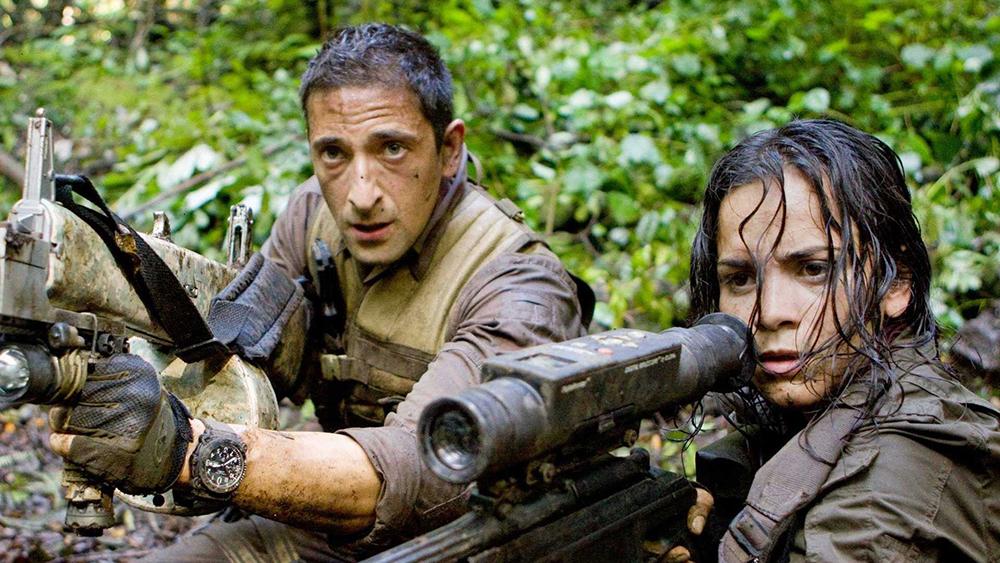 Royce - một cựu lính đánh thuê lạc vào khu rừng bí ẩn
