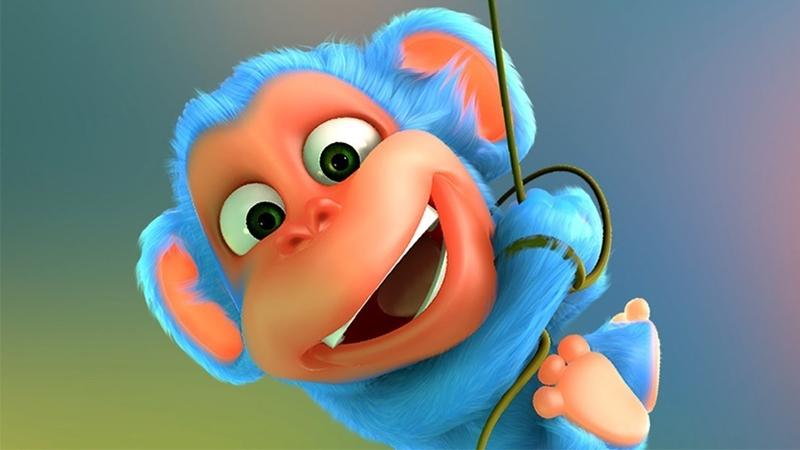Chú khỉ Monkaa