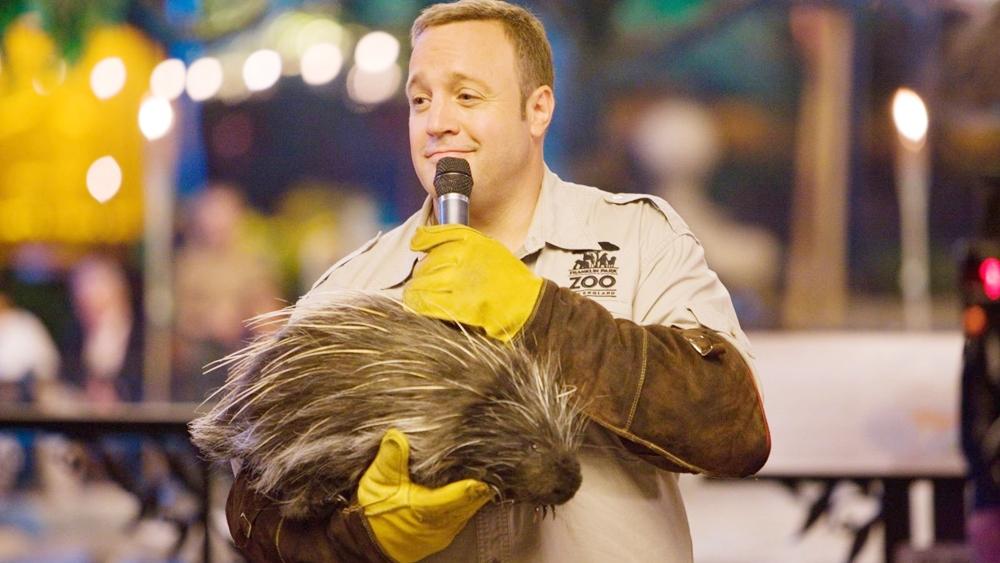 Griffin Keyes -  một anh chàng béo ú và nhút nhát đang làm công tác trông giữ sở thú Franklin