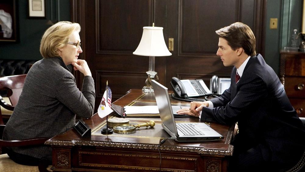 Tom Cruise và Meryl Streep cùng đảm nhiệm những vai diễn chính trong bộ phim này