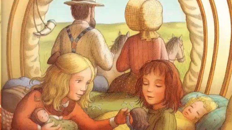 Gia đình bạn Laura chuyển đến thảo nguyên sống.