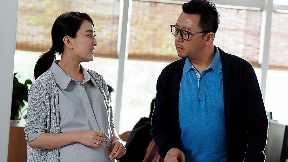 Lâm Tiêu có thai và tái hôn với chồng cũ là Đường Kiện