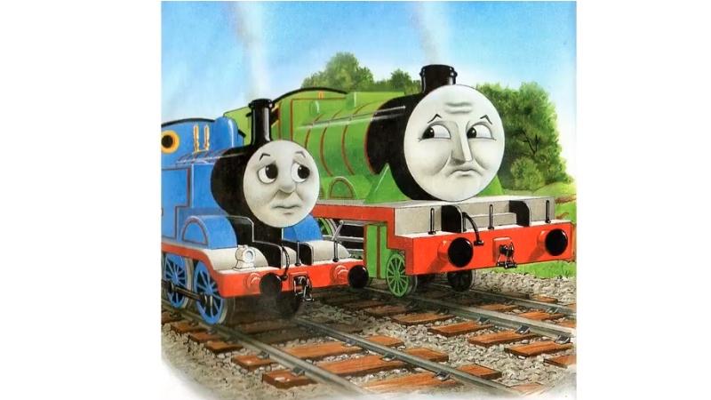 Thomas đang nói chuyện với bạn.