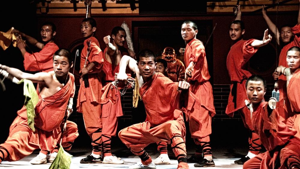 """Thiếu Lâm được mệnh danh là """"Ngôi sao Bắc Đẩu"""" của võ thuật."""