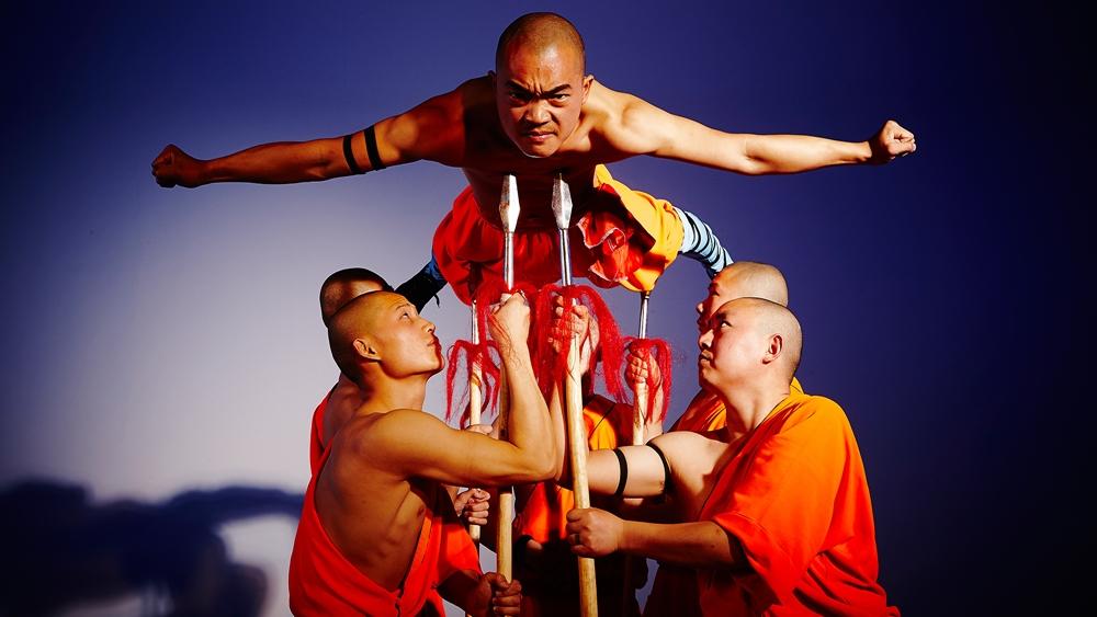 Võ học Thiếu Lâm là sự kết hợp nhuần nhuyễn giữa nội công và ngoại công.