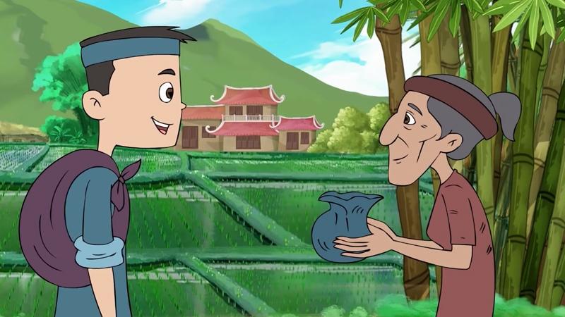Chàng trai giúp dân nghèo lấy lại tiền từ tên phú ông tham lam.