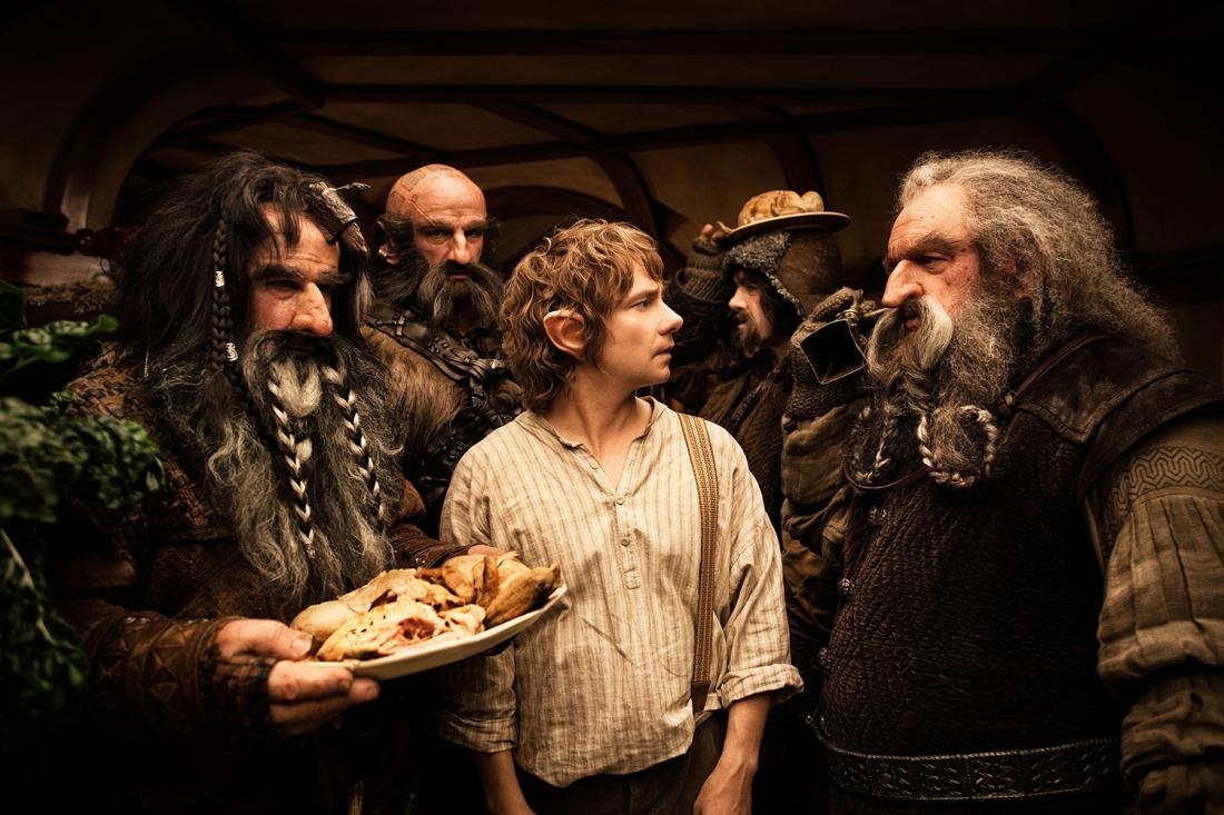 ''The Hobbit'' xoay quanh nhân vật Bilbo Baggins.