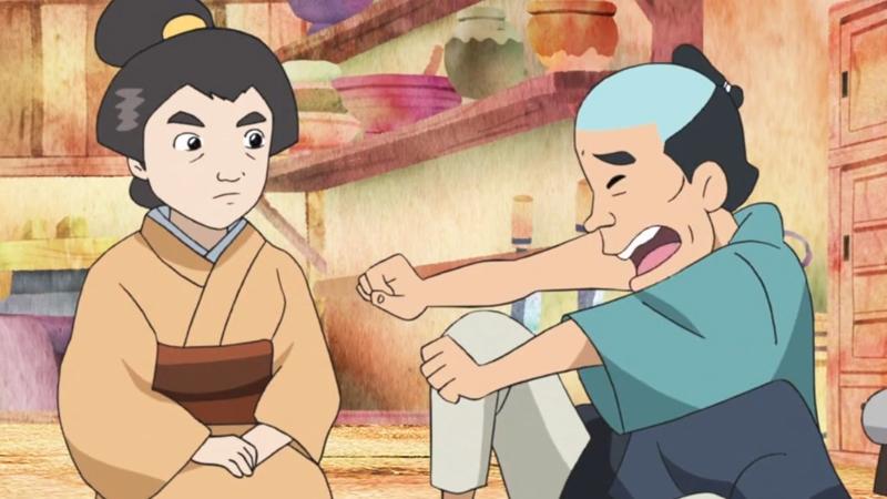 Truyện cổ tích Nhật Bản.