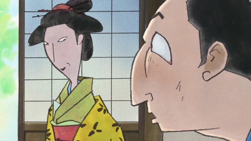 Một câu chuyện Cổ tích Nhật Bản.