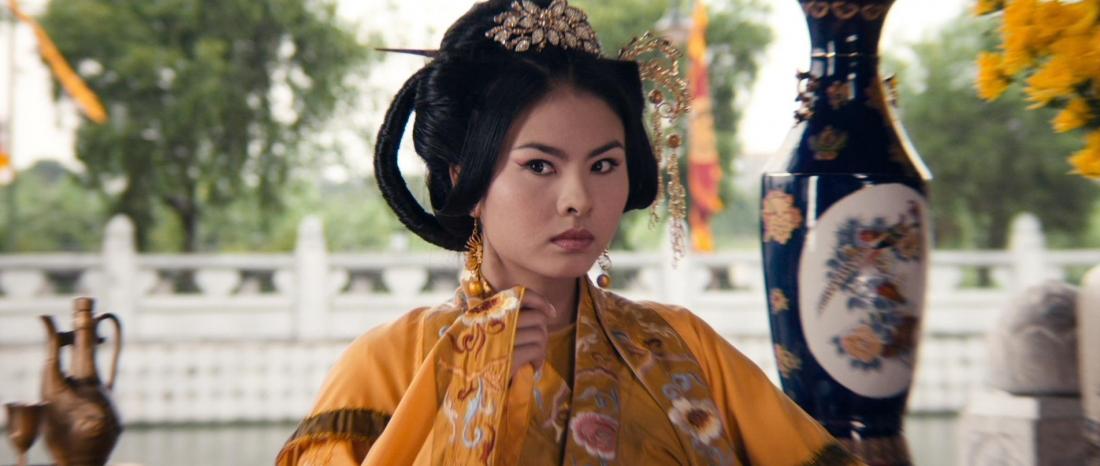 Tuyên Từ Thái hậu là sự lột xác hoàn toàn mới của Vân Trang.