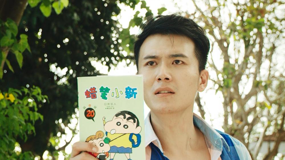 Anh chàng Đại Vệ từ Hồng Kông đến Việt Nam du lịch một mình