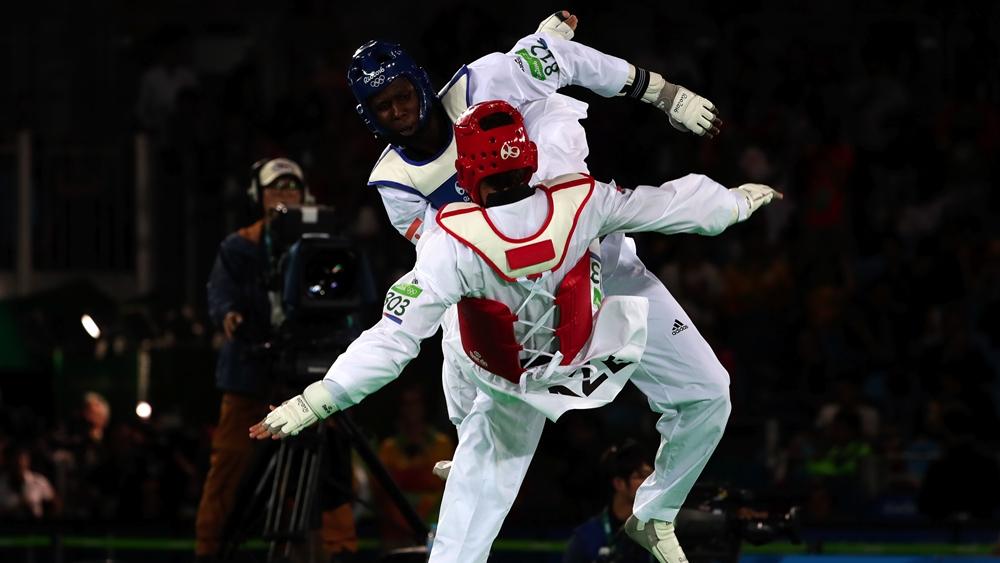 Taekwondo hiện nay là một trong những môn võ có đông đảo người theo học.