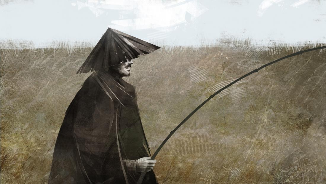 Diễn họa nhân vật Hồ Nguyên Trừng - hoàng tử nhà Hồ, con trưởng của vị vua khai lập triều đại là Hồ Qý Ly và cũng là một vị tướng tài.