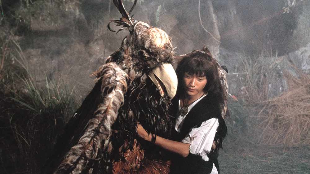 Một phân cảnh khác trong phim ''Little Dragon Maiden''