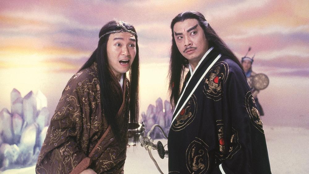 Hàng Long La Hán đánh cược với chư tiên rằng sẽ cứu vãn được cuộc đời của ba kẻ phàm trần.