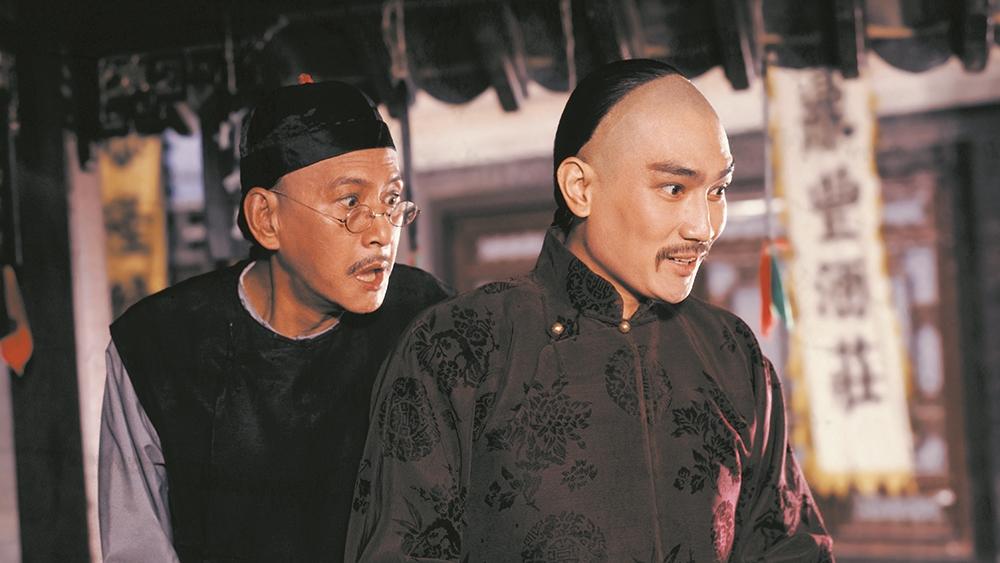 ''The Voyage of Emperor Chien Lung'' kể về chuyến vi hành lần thứ hai đầy sóng gió về Dương Châu của Càn Long cùng hai đại thần Ngạc Dung An và Lưu Dung.