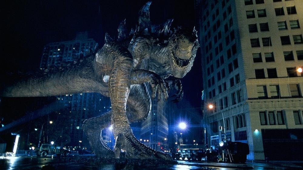 Godzilla - vua của quái vật đã trở lại.