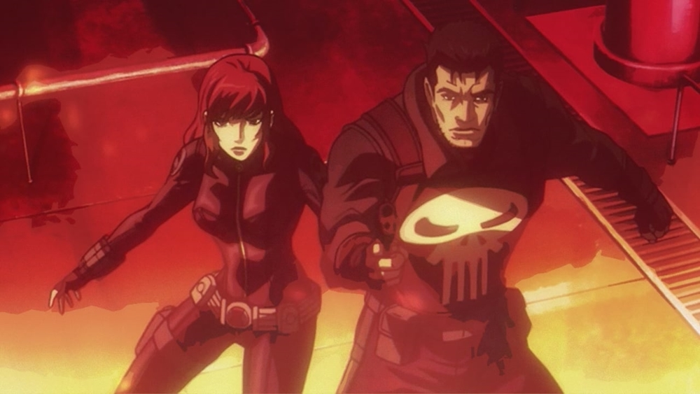 Theo lệnh của Nick Fury, Punisher và Black Widow được giao nhiệm vụ ngăn chặn tổ chức khủng bố Leviathan.