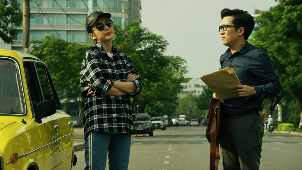 Thượng Phong – một tiến sĩ khoa học đãng trí chuyên nghiên cứu về bò sát đã gặp cô nàng tài xế taxi cá tính tên Bình Chi