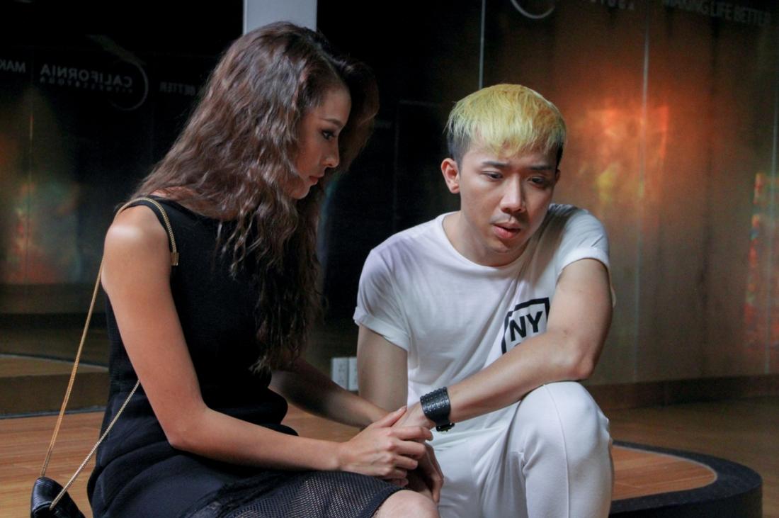 Lily Nguyễn vào vai Cherry chảnh chọe, độc đoán và luôn muốn thao túng Kelvin.
