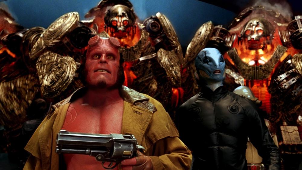 Trong phần 2, Hellboy sẽ phải đương đầu với những con quái vật hung tợn giữa thành phố và đội quân bằng vàng bất tử.