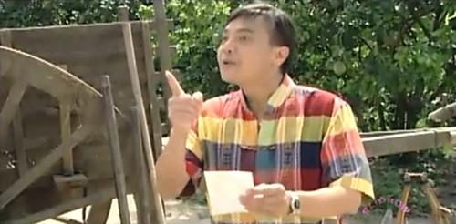 """Một phân cảnh trong tiểu phẩm""""Việt Kiều Hồi Hộp 2"""".jpg"""