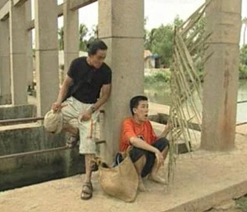 Tiểu phẩm hài 'Đừng Đùa Với Tình Yêu' có sự góp mặt của Nhật Cường, Ngọc Trinh, Việt Nhật