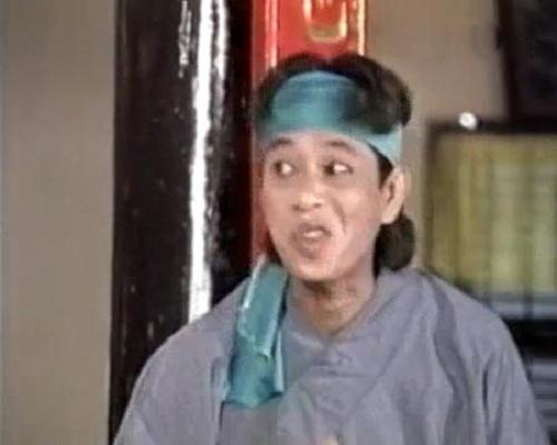 Bảo Chung vào vai tên bợm nhậu trong tiểu phẩm hài 'Huyện Quan Xử Bợm Bảy'