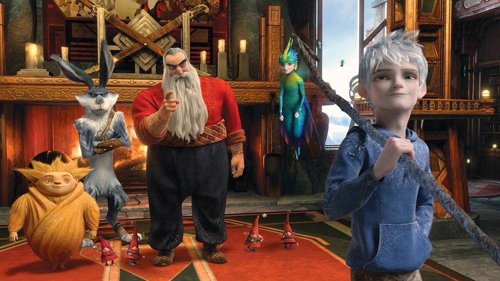 Phim là câu chuyện về những nhân vật thần thoại quen thuộc với trẻ thơ.
