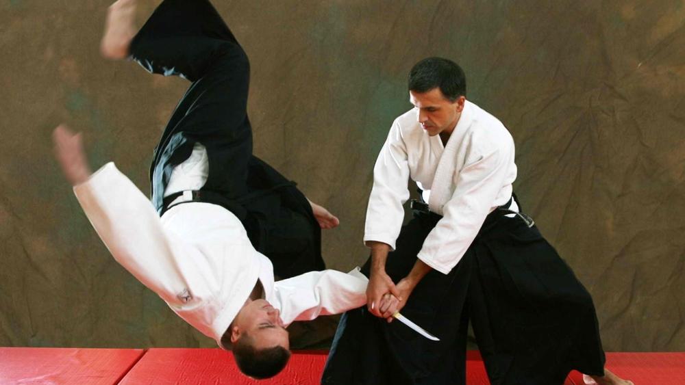 Aikido là môn võ xuất phát từ Nhật Bản, do tổ sư Morihei Ueshiba sáng lập.