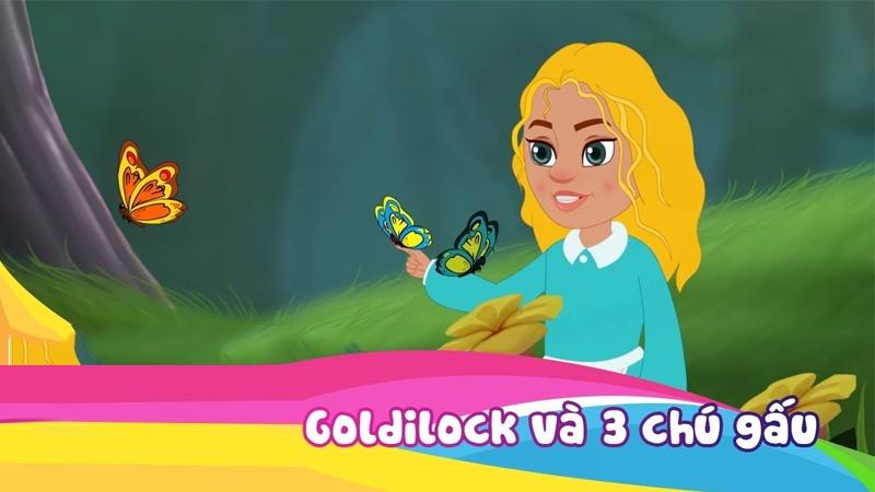 Cô Bé Goldilock Và 3 Chú Gấu