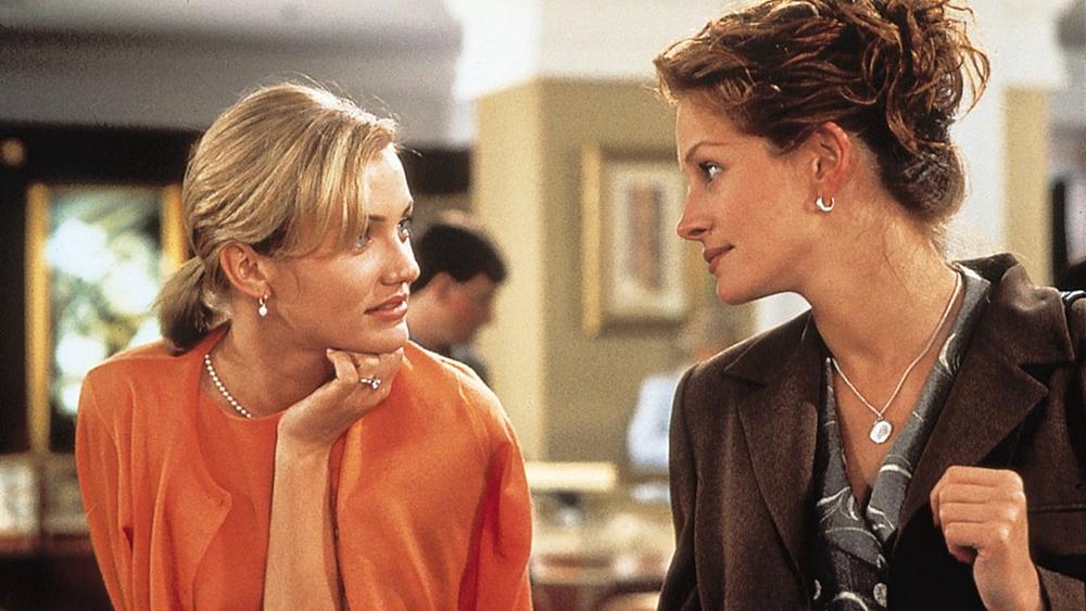 Julianne thực sự sốc khi biết vị hôn thê của Michael là cô gái trẻ xinh đẹp Kimberly