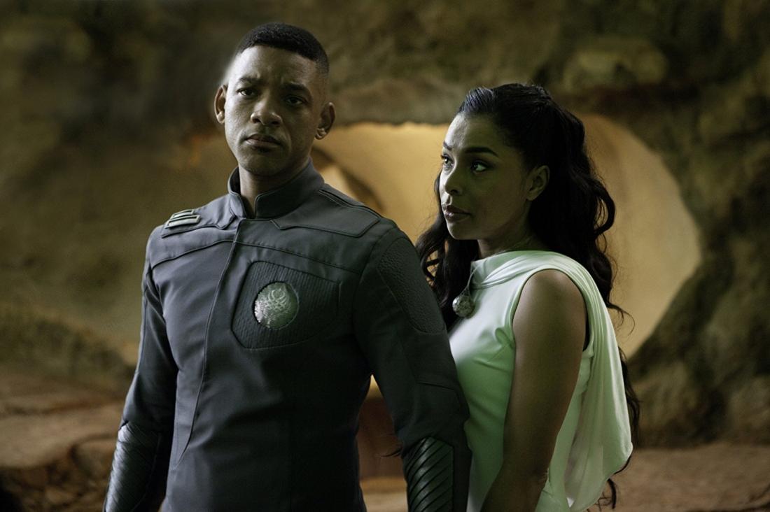 Cặp vợ chồng Cypher và Faia Raige.
