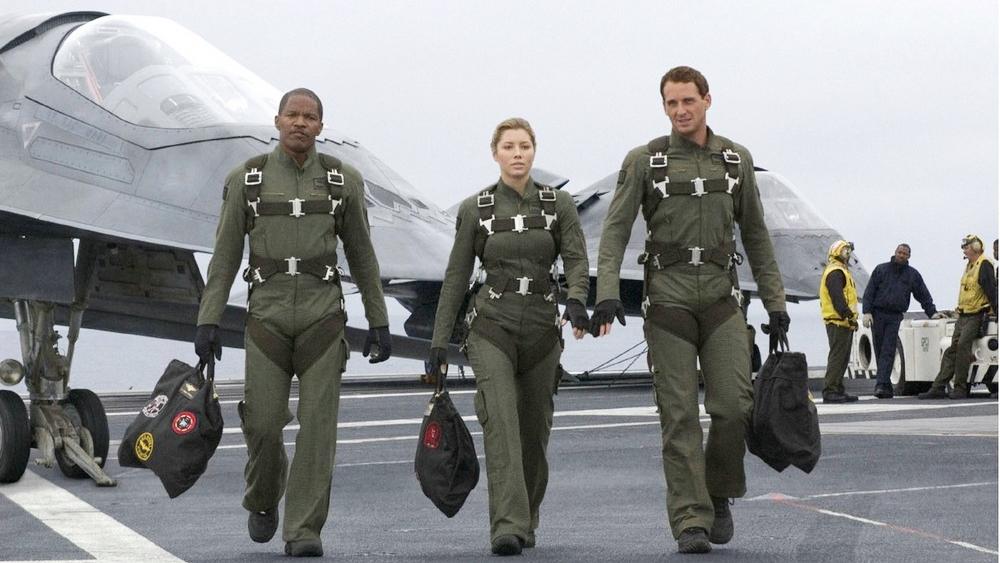 Ben Gannon, Kara Wade và Henry Purcell là bộ ba phi công xuất sắc