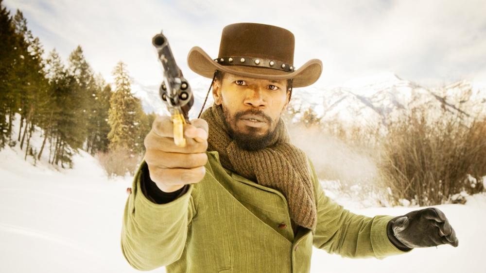 Django là một nô lệ khỏe mạnh