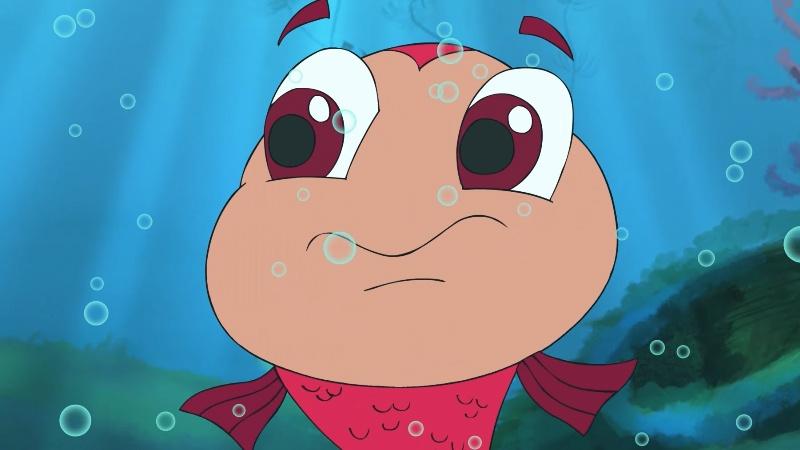Cá Rồng Đỏ Phiêu Lưu Ký