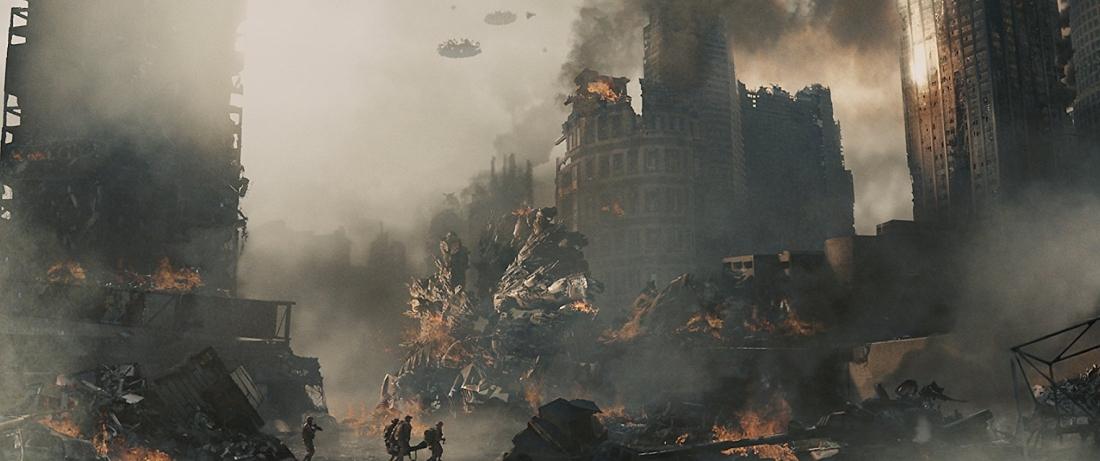 ''Battle Los Angeles'' xoay quanh cuộc xâm lăng của những sinh vật lạ ngoài Trái đất.