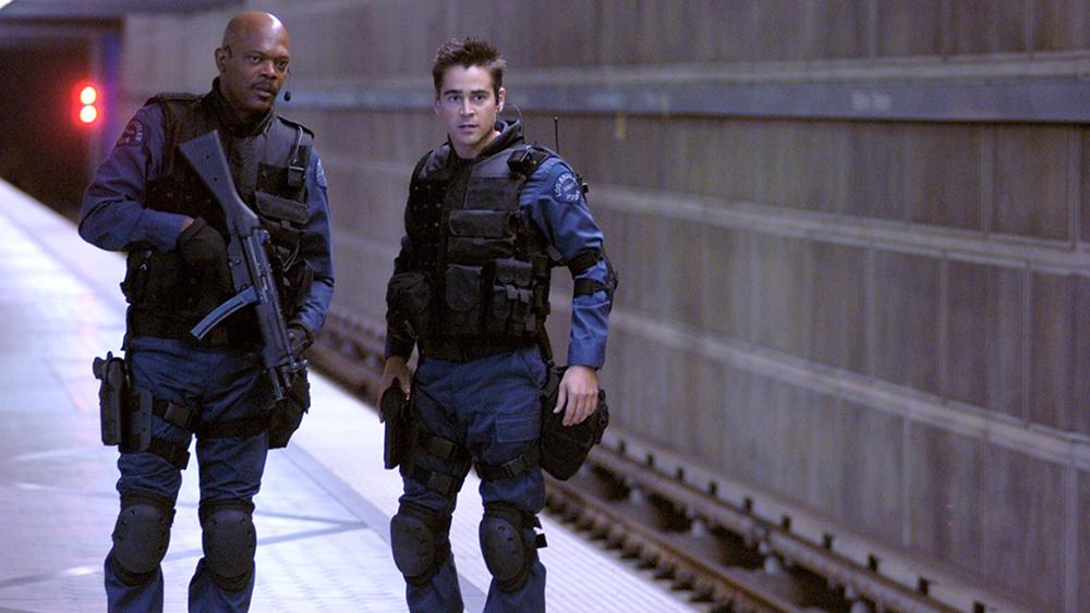 Jim và Brian là hai người bạn thân cùng phục vụ trong S.W.A.T.