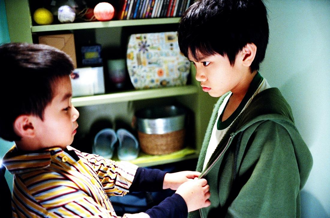 Trần Trí Quang là một cậu bé rất ngỗ nghịch, nhất là sau khi mẹ cậu ra đi.